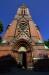St. Gertrud aus der Nähe
