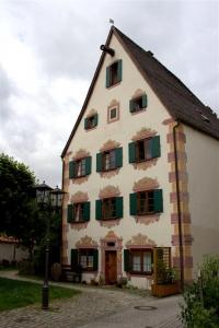Steilgiebelhaus